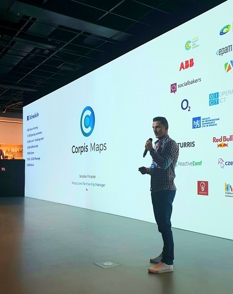 , Corpis Maps at HackPrague 2019, T-MAPY spol. s r.o.